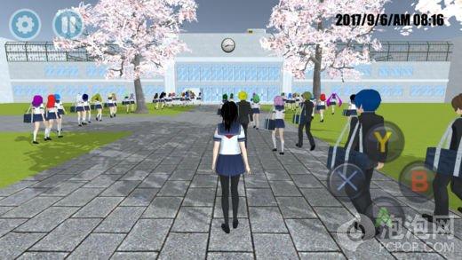 高校模拟器2018 汉化版
