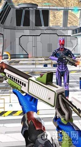 外星机器人大战