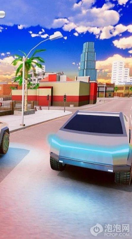 未来汽车驾驶模拟器