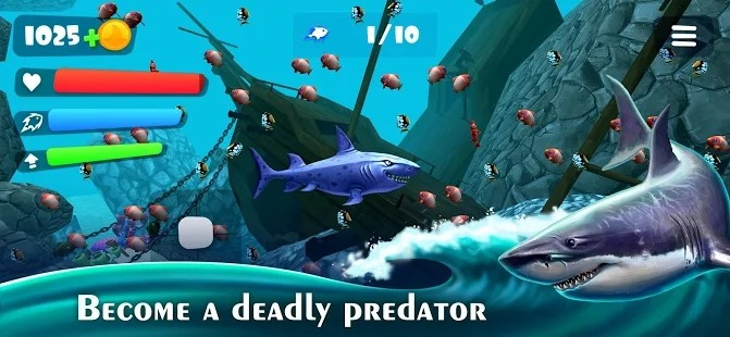 猎鲨模拟器