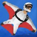 翼装高空跳伞