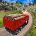 山地卡车运输