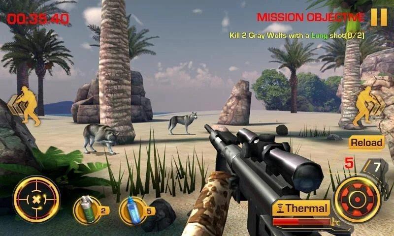 野生猎人3D