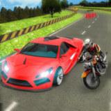 摩托车特技对决