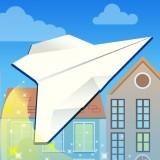 滑翔机纸飞机