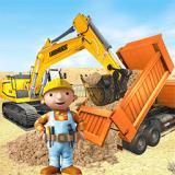 托卡挖掘机乐园