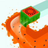 粉刷水果方块